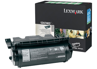 Tóner Lexmark 12A7462
